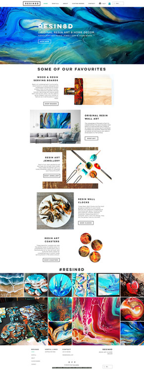 Resin Jewellery Website Design.jpg