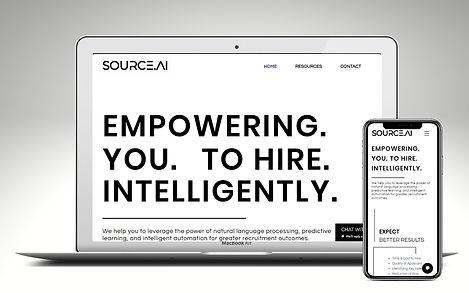 Recruitment Web Design Project Image