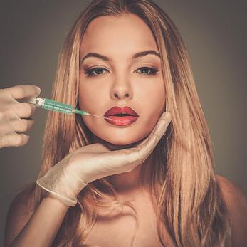 Hyaluronic Acid Lip Filler