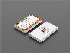 Authentic Pilates Gisborne Business card Design