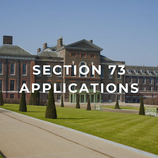Section 73 Applications