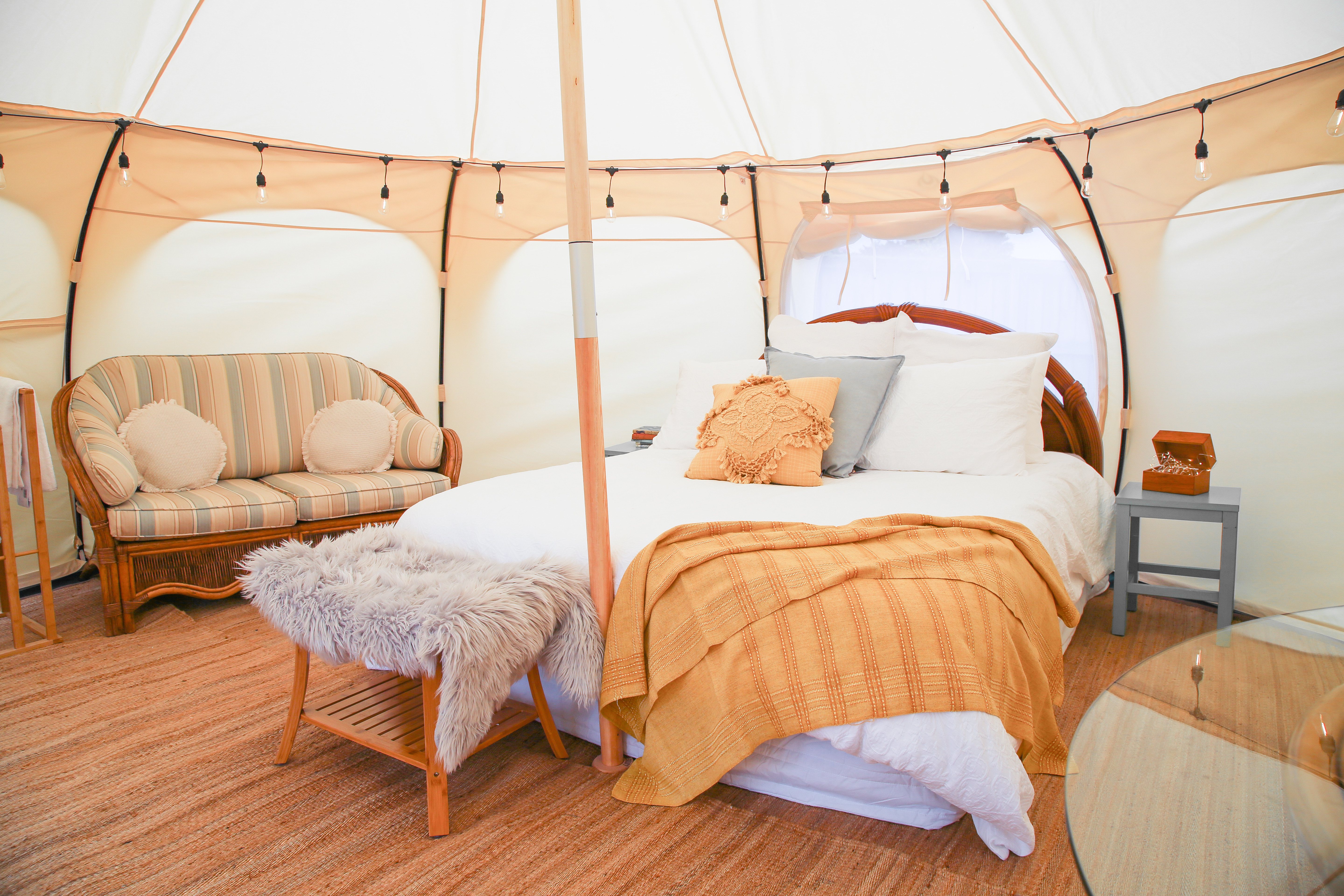 Earthy Glampers