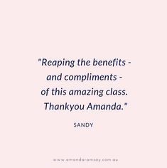 Sandy Testimonial Oct 2020