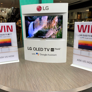 LG Touch TV Nationwide Activation