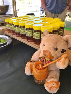 Jim's Busy Bees Tweed Farmers Market Stallholder