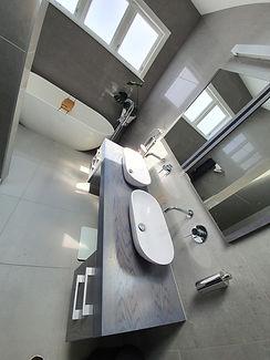 Cosmic Plumbing Project | Bathroom Renovation