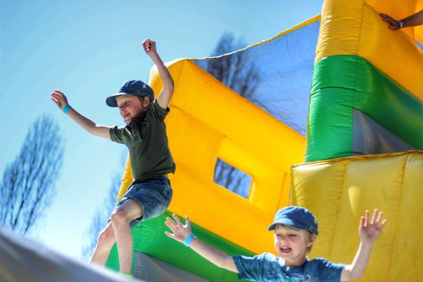 kids birthday parties | tuff nutterz