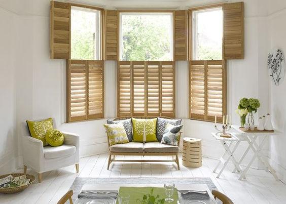 Plantation Shutters | Lounge Shutters | Wooden Shutters