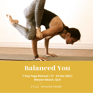 Balanced You 7 Day Yoga Retreat