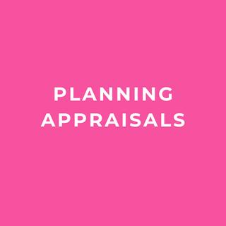 Planning Appraisals