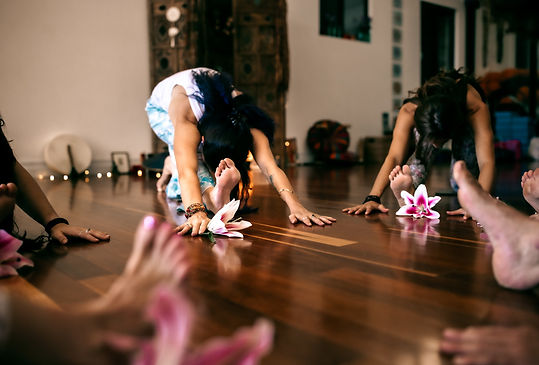 Yoga Teacher In Yoga 4 You Level 2 Yoga Teacher Training