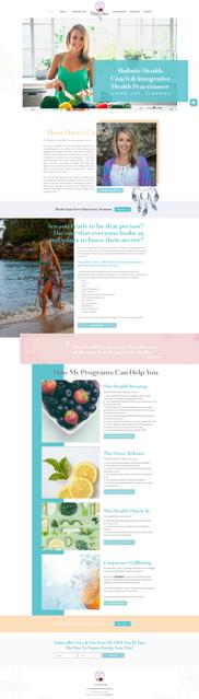 Holistic Health Coach Website Design.png