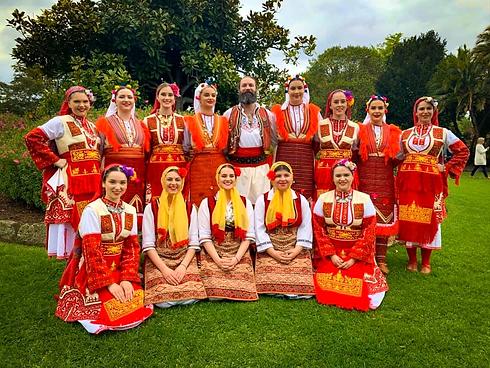 AUSTRALIAN ACADEMY OF BALKAN DANCE CULTURE - DUSHA BALKANA