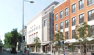 Kings Road Curzon Cinema Project