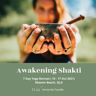 Awakening Shakti 7 Day Yoga Retreat