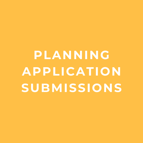 Planning Application Submissions