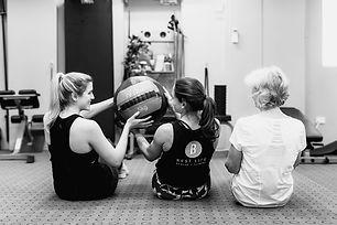 Small Group Training Class In Best Life Fitness Studio In Bondi