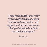 Carolyn Testimonial Sept 2020