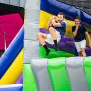 Tuff Nutterz Obstacle Course Photo Of Kid having fun