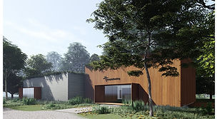 Thorpe Green Sports Pavillion Project
