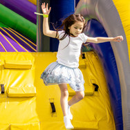 Tuff Nutterz Obstacle Course Photo Of Kid Jumping The Leap Of Faith