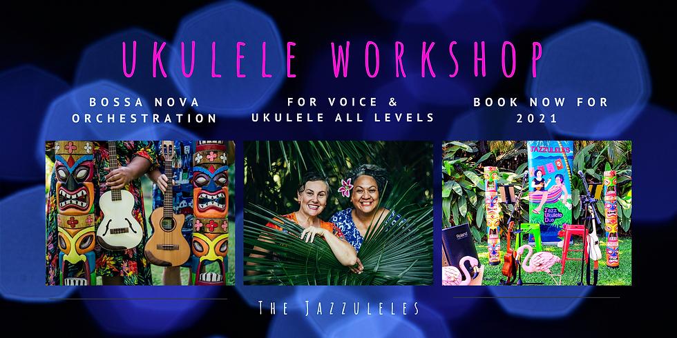 Workshop for Voice & Ukulele | Bossa Nova