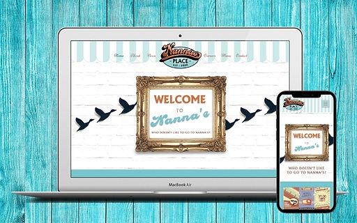 Restaurant & Cafe Website Design