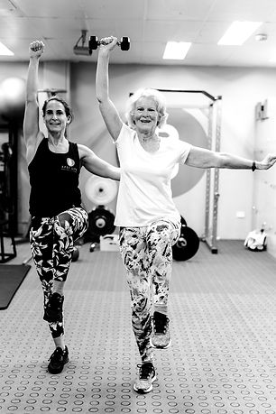 Over 50s Training In Bondi