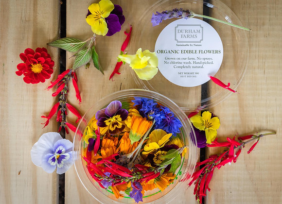 Edible Flowers (kg)