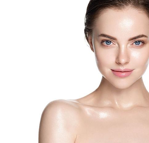 Beauty skin healthy radiant glowing