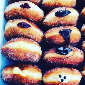 Sweet n Sourdough Donuts
