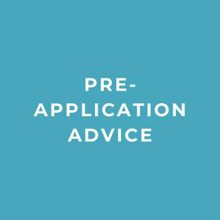 Pre-Application Advice