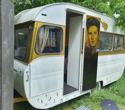 Cosmic Plumbing Caravan Project