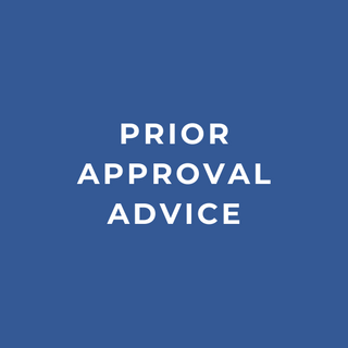 Prior Approval Advice / Application Submissions