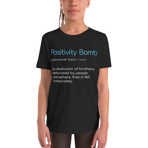 Youth Positivity Bomb Shirt