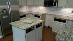 Giallo Ornamental & Subway Tile