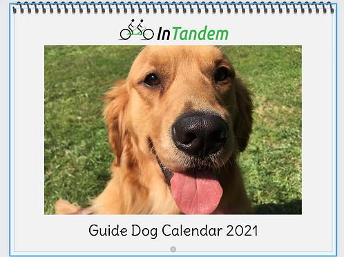 2021 Guide Dog Calendar