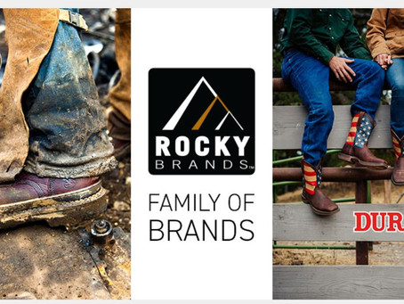 MAKING A DIFFERENCE - Board Placement with Rocky Brands, Inc.