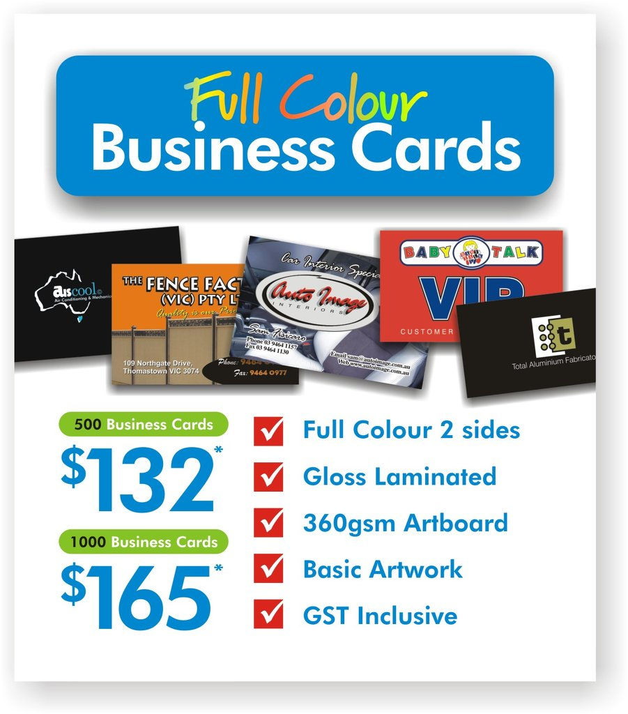 Business Cards Specials | Best Business Cards