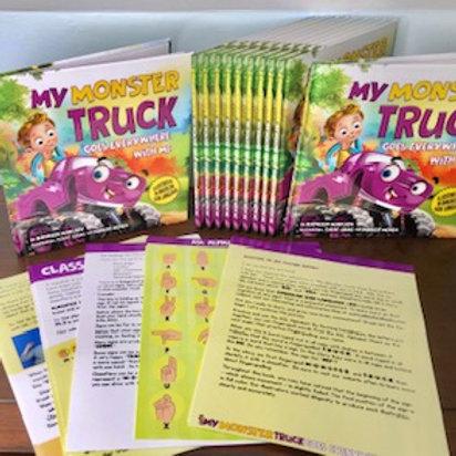 Teacher's Deluxe Package