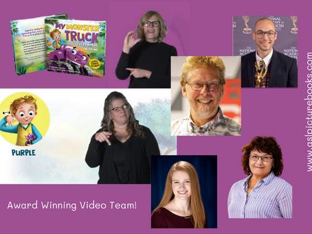 Award-Winning Team!