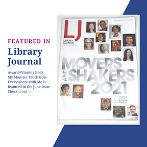Library Journal - Featured in June 2021 Volume 146 No. 6.png