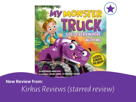 Awarded - Kirkus Review (starred review)
