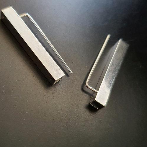 Scrd Geometry Earrings/Medium