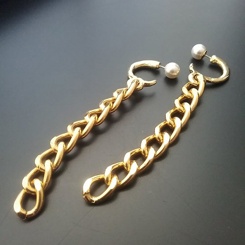 Chained Earrings