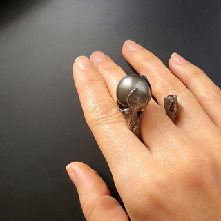 To-be-Flower Ring