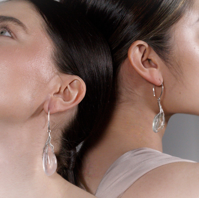 Spellbound with Corals Earrings