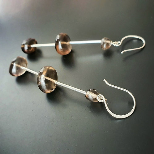 Bare Equilibrium Earrings