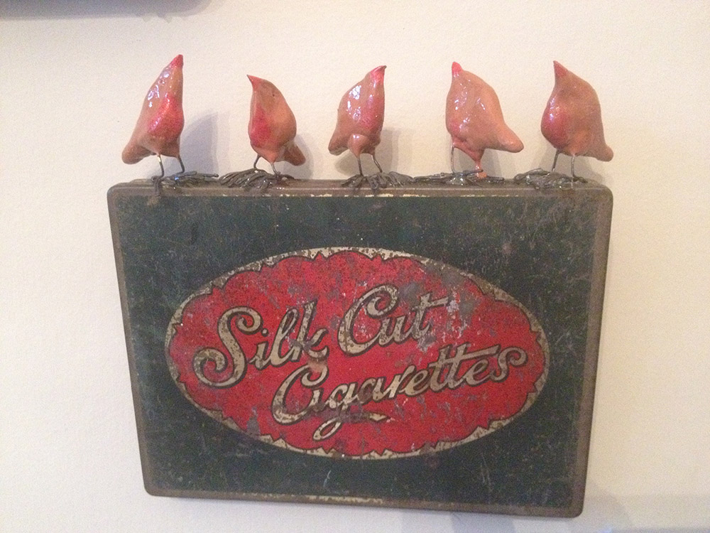 Silk Cut Robins