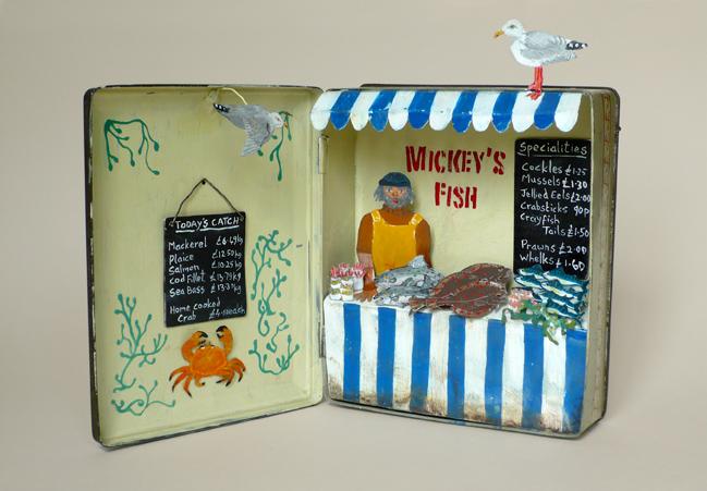 Mickey's Fish